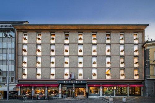 Горящий тур в Duca D'Aosta Hotel 4☆ Италия, Аоста