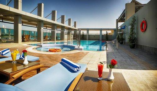 Тур в Rose Park Hotel Al Barsha 4☆ ОАЭ, Дубай