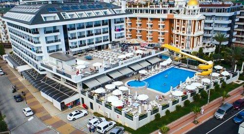 Тур в White Gold Hotel & Spa 5☆ Туреччина, Аланія