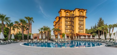 Тур в Villa Side Hotel 4☆ Турция, Сиде