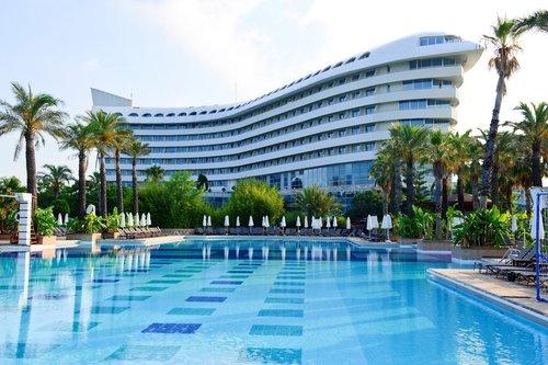 Тур в Concorde De luxe Resort 5☆ Турция, Анталия