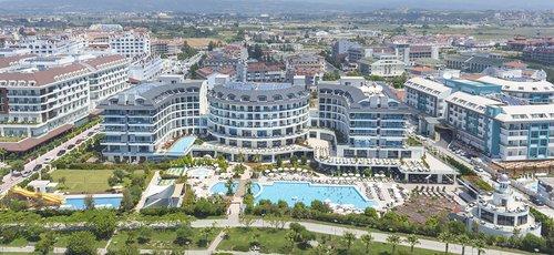 Тур в Commodore Elite Suites & Spa 5☆ Туреччина, Сіде