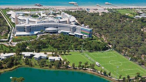 Тур в Cornelia Diamond Golf Resort & Spa 5☆ Туреччина, Белек