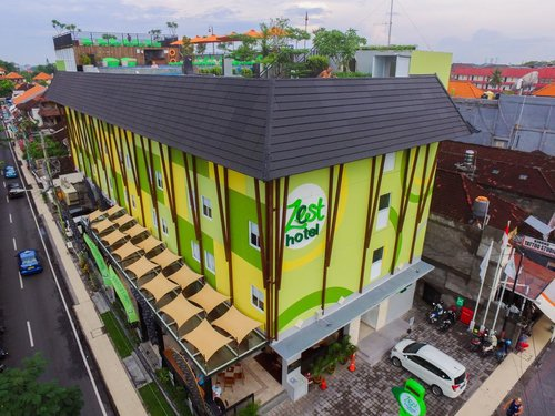 Тур в Zest Hotel Legian 2☆ Индонезия, Кута (о. Бали)