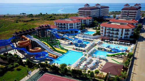 Тур в Eftalia Aqua Resort 5☆ Туреччина, Аланія