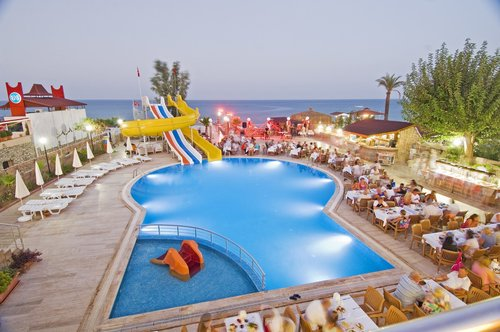 Тур в Club Hotel Sunbel 4☆ Турция, Кемер