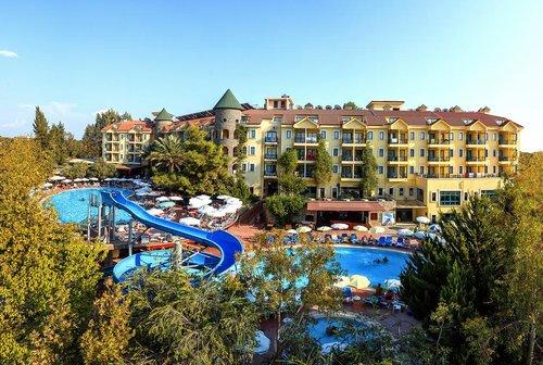 Тур в Dosi Hotel Side 4☆ Турция, Сиде