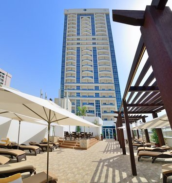 Горящий тур в Golden Sands Hotel 4☆ ОАЭ, Шарджа