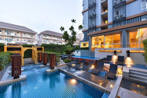 Тур в The Grass Serviced Suites 4☆ Таиланд, Паттайя