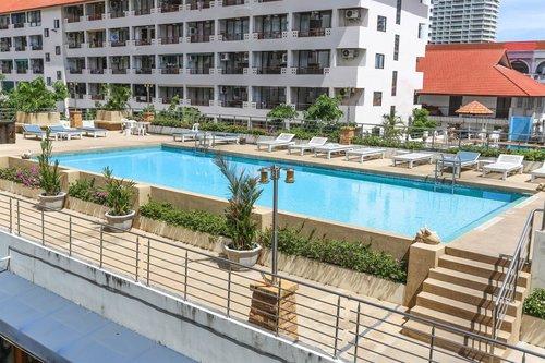 Тур в Jomtien Plaza Residence 3☆ Таиланд, Паттайя