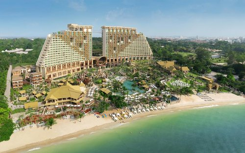 Тур в Centara Grand Mirage Beach Resort Pattaya 5☆ Таиланд, Паттайя