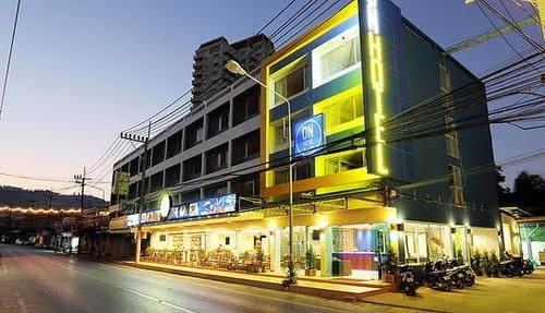 Тур в ON Hotel Phuket 3☆ Таиланд, о. Пхукет