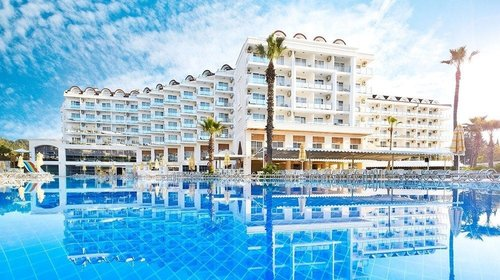 Тур в Ideal Premium Hotel 5☆ Туреччина, Мармарис