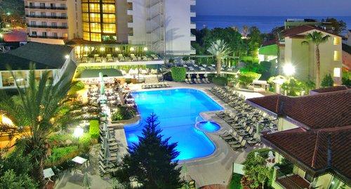 Тур в Gardenia Beach Hotel 4☆ Туреччина, Аланія