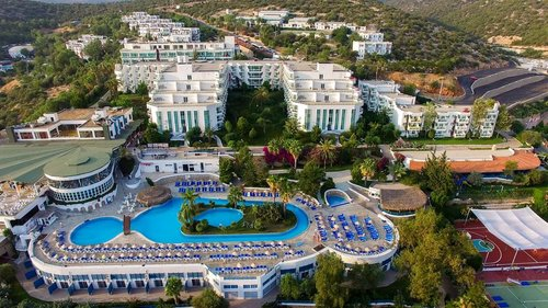 Тур в Bodrum Holiday Resort & Spa 5☆ Турция, Бодрум