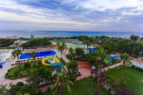 Тур в The Garden Beach Hotel 5☆ Туреччина, Аланія