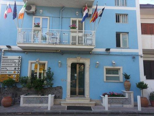 Тур в Villa Nefele 3☆ Италия, о. Сицилия