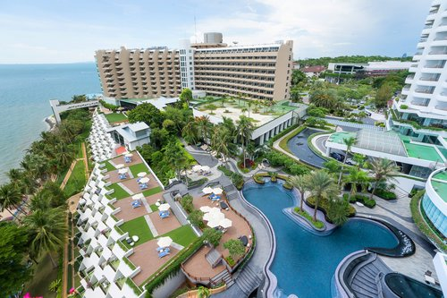 Тур в Royal Cliff Beach Terrace 5☆ Таиланд, Паттайя