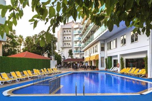 Тур в SunBay Park Hotel 4☆ Турция, Мармарис