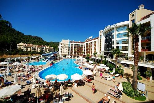 Тур в Grand Pasa Hotel 5☆ Туреччина, Мармарис