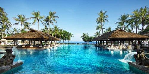 Тур в Intercontinental Bali Resort 5☆ Индонезия, Джимбаран (о. Бали)