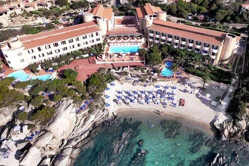 Тур в Grand Hotel Smeraldo Beach 4☆ Италия, о. Сардиния