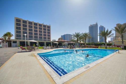 Горящий тур в Ajman Beach Hotel 3☆ ОАЭ, Аджман