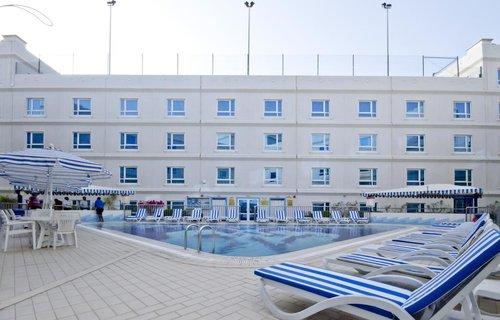 Тур в Al Bustan Centre & Residence 3☆ ОАЭ, Дубай