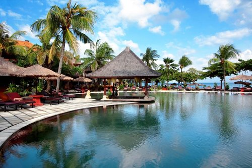 Тур в Keraton Jimbaran Beach Resort 4☆ Индонезия, Джимбаран (о. Бали)