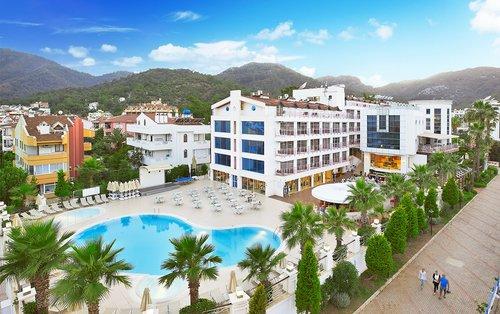 Тур в Ideal Pearl Hotel 4☆ Турция, Мармарис
