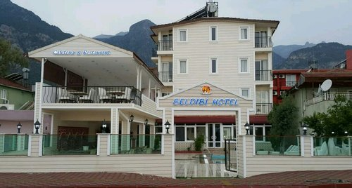 Тур в Beldibi Hotel 3☆ Турция, Кемер