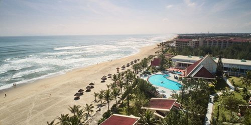 Тур в Centara Sandy Beach Resort Danang 4☆ Вьетнам, Дананг
