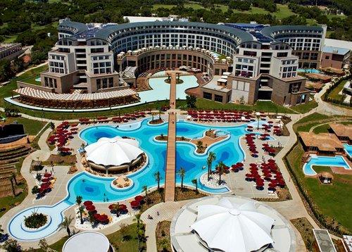 Горящий тур в Kaya Palazzo Golf Resort 5☆ Турция, Белек