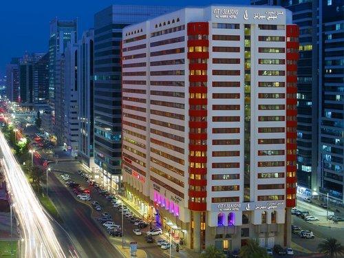 Тур в City Seasons Al Hamra Abu Dhabi 4☆ ОАЕ, Абу Дабі