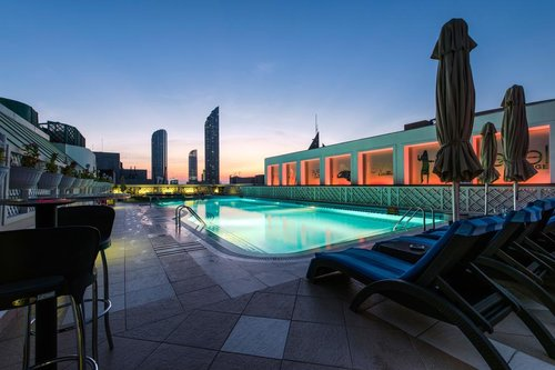 Горящий тур в Crowne Plaza Abu Dhabi 5☆ ОАЭ, Абу Даби