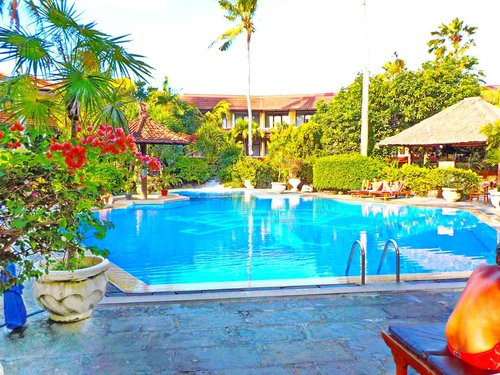 Тур в Palm Beach Hotel Bali 3☆ Индонезия, Кута (о. Бали)