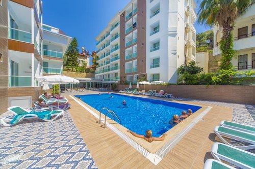 Тур в Kleopatra Atlas Hotel 4☆ Турция, Алания