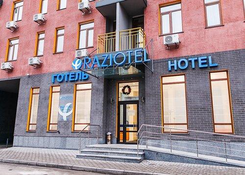 Тур в Raziotel Киев (ул. Ямская) 3☆ Україна, Київ