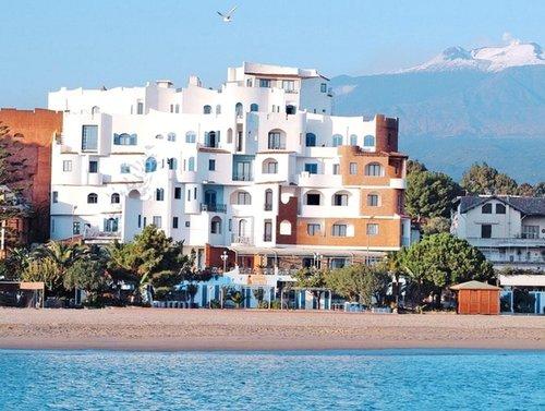 Тур в Sporting Baia Hotel 4☆ Италия, о. Сицилия