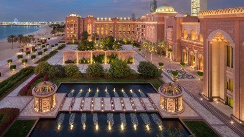 Тур в Emirates Palace 5☆ ОАЭ, Абу Даби
