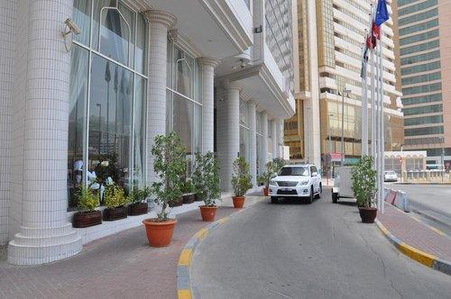 Тур в Grand Continental Flamingo Hotel 3☆ ОАЭ, Абу Даби