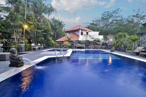 Тур в Taman Harum Cottages 3☆ Индонезия, Убуд (о. Бали)