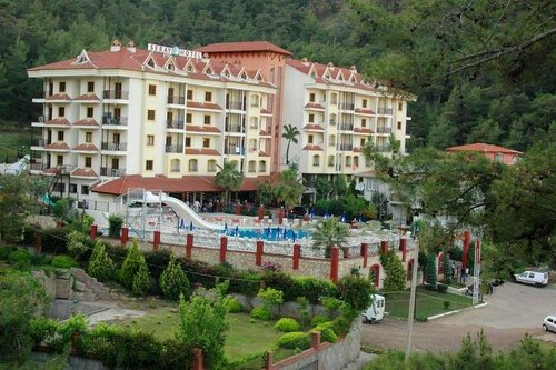Тур в Grand Panorama Hotel (Seray Club) 4☆ Турция, Мармарис