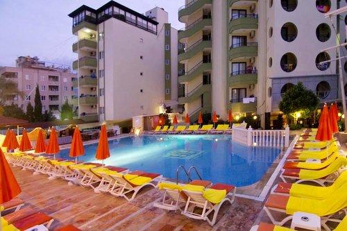 Тур в Krizantem Hotel 4☆ Туреччина, Аланія
