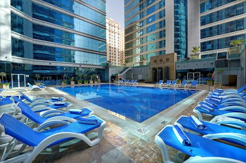 Тур в The Ghaya Grand Hotel 5☆ ОАЭ, Дубай