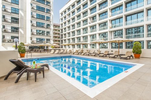 Тур в Golden Sands Hotel Apartments 4☆ ОАЭ, Дубай