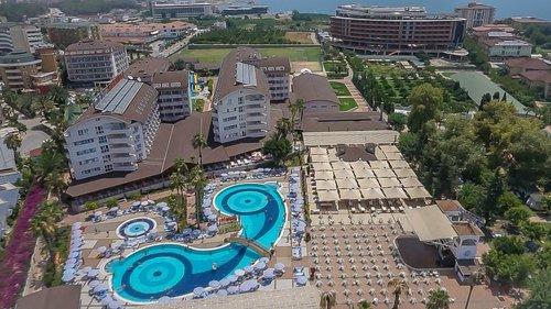 Тур в Lonicera World Hotel 4☆ Туреччина, Аланія