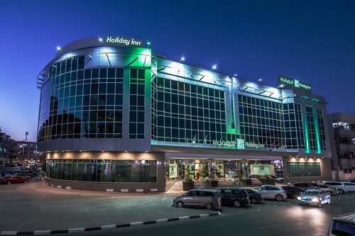 Тур в Holiday Inn Bur Dubai Embassy District 4☆ ОАЭ, Дубай