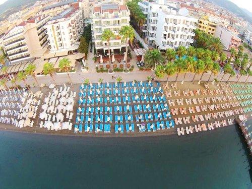Тур в Marmaris Begonville Beach Hotel 4☆ Туреччина, Мармарис