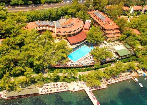 Тур в Marmaris Park Hotel 5☆ Туреччина, Мармарис
